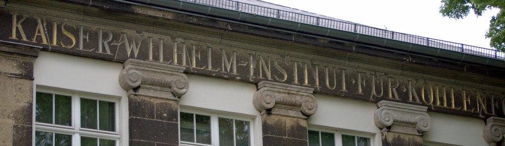 100 Jahre Max-Planck-Institut für Kohlenforschung in Mülheim an der Ruhr