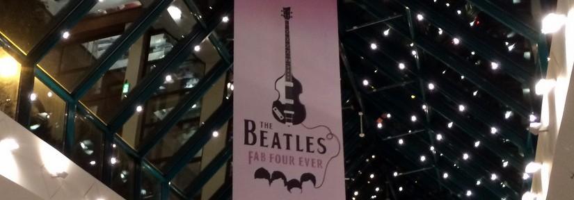 Die Beatles in Mülheim an der Ruhr