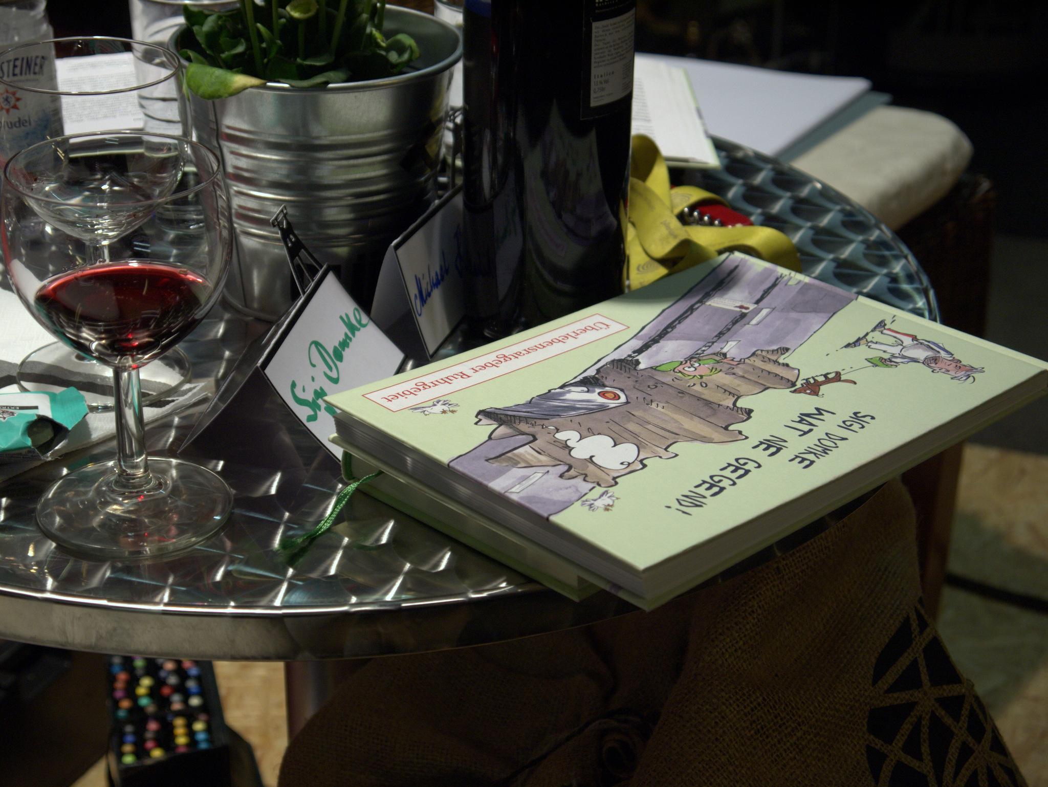 Lesung im Ruhrgebietsladen – Wat ne Gegend!