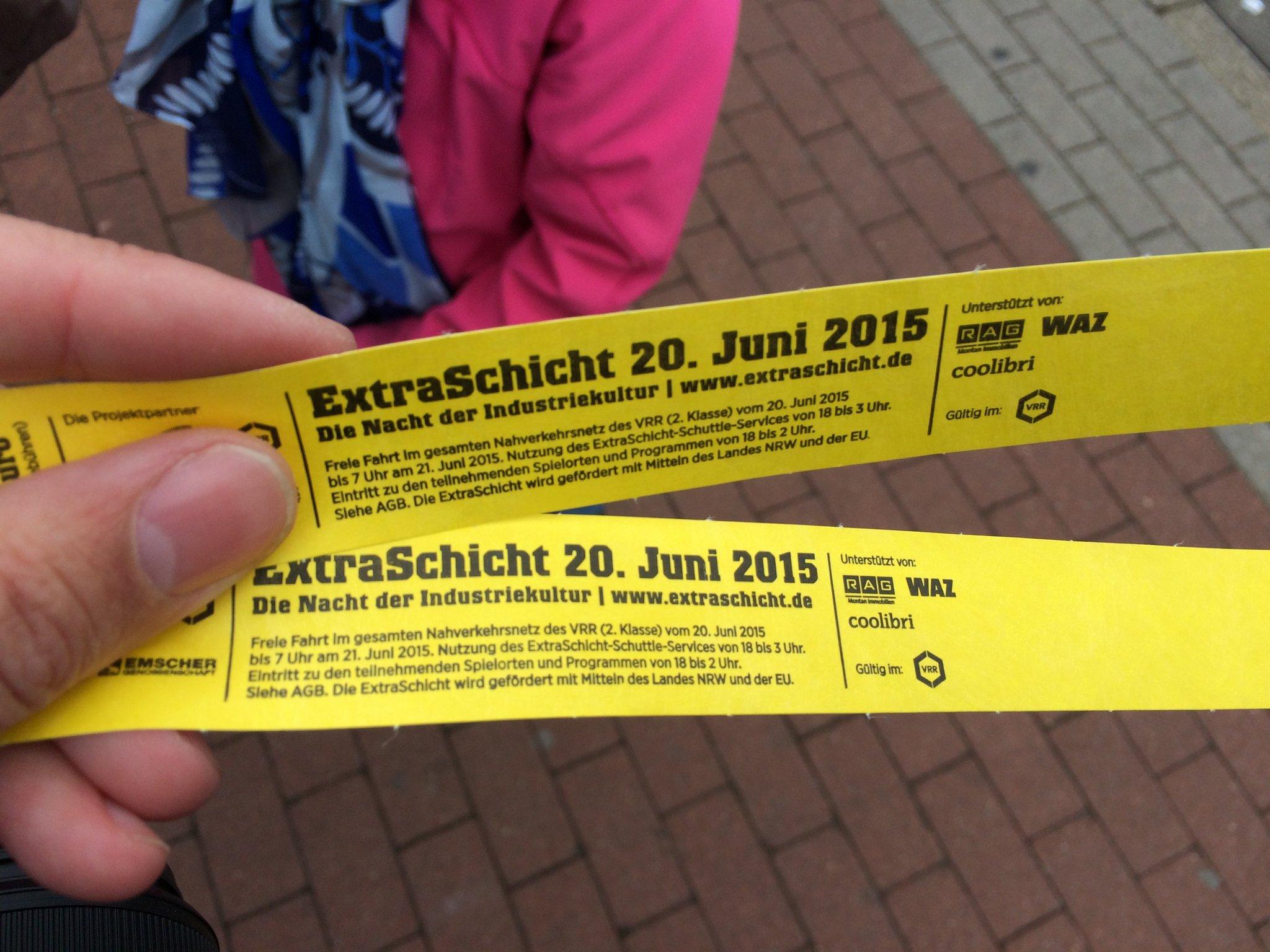 Extraschicht, Extraschicht – Duisburg und Mülheim an der Ruhr