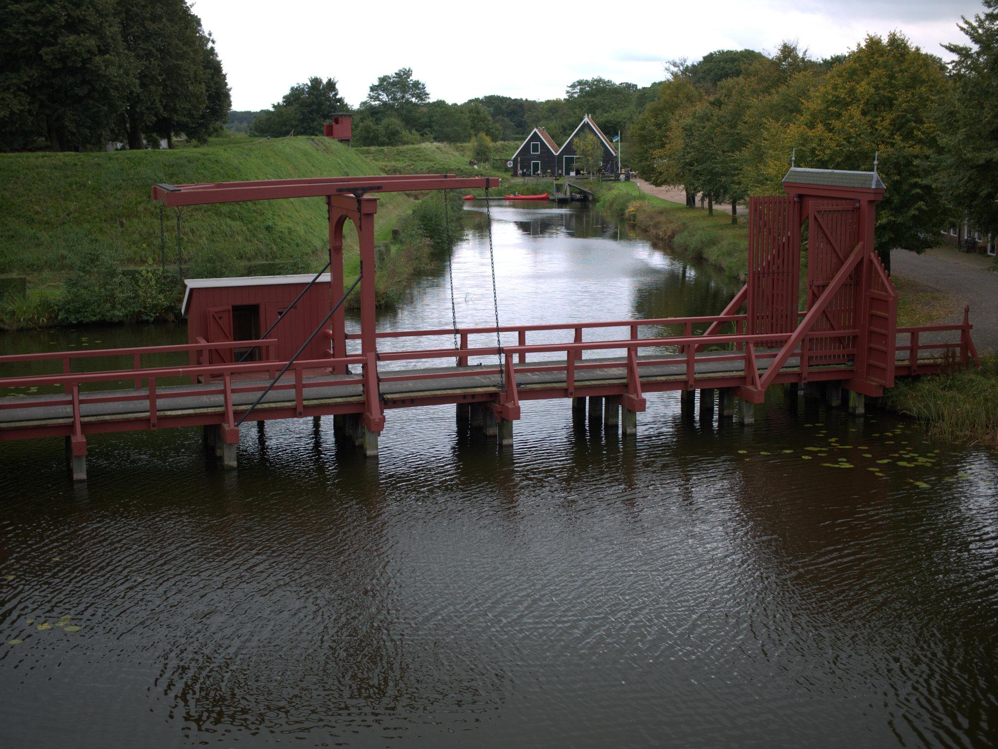 Festung Bourtange (NL) – jetzt aber zackig!