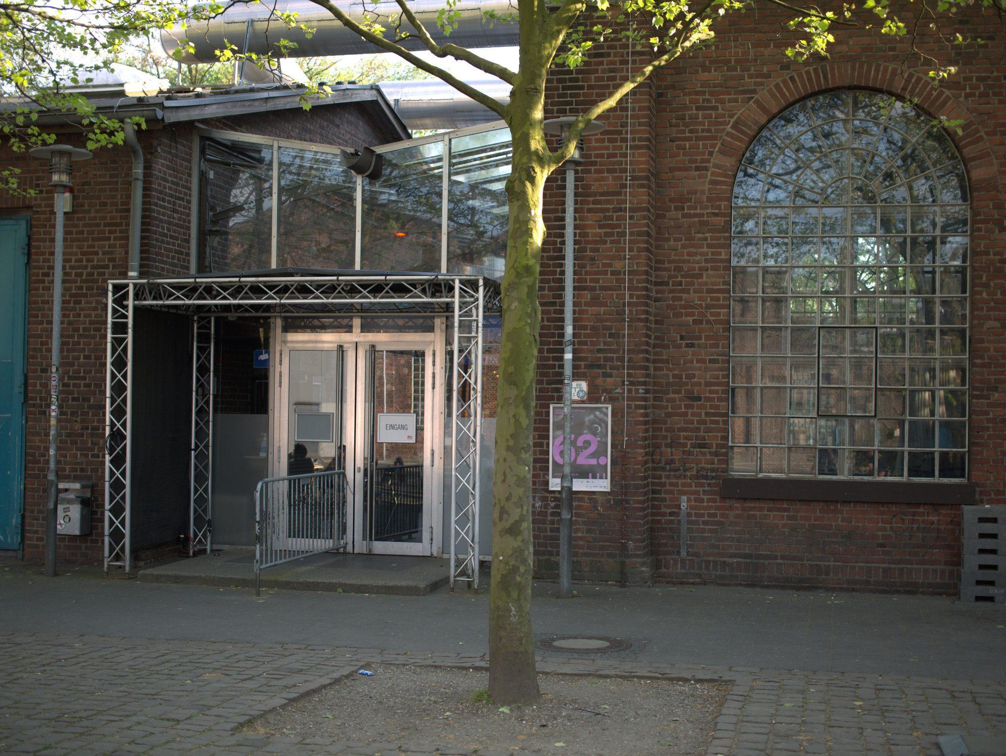 Kino im Walzenlager.