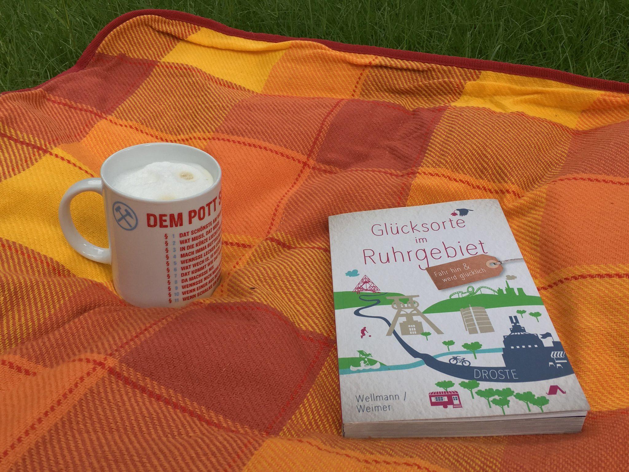 (M)ein Glücksort beim Lesen der Glücksorte im Ruhrgebiet.