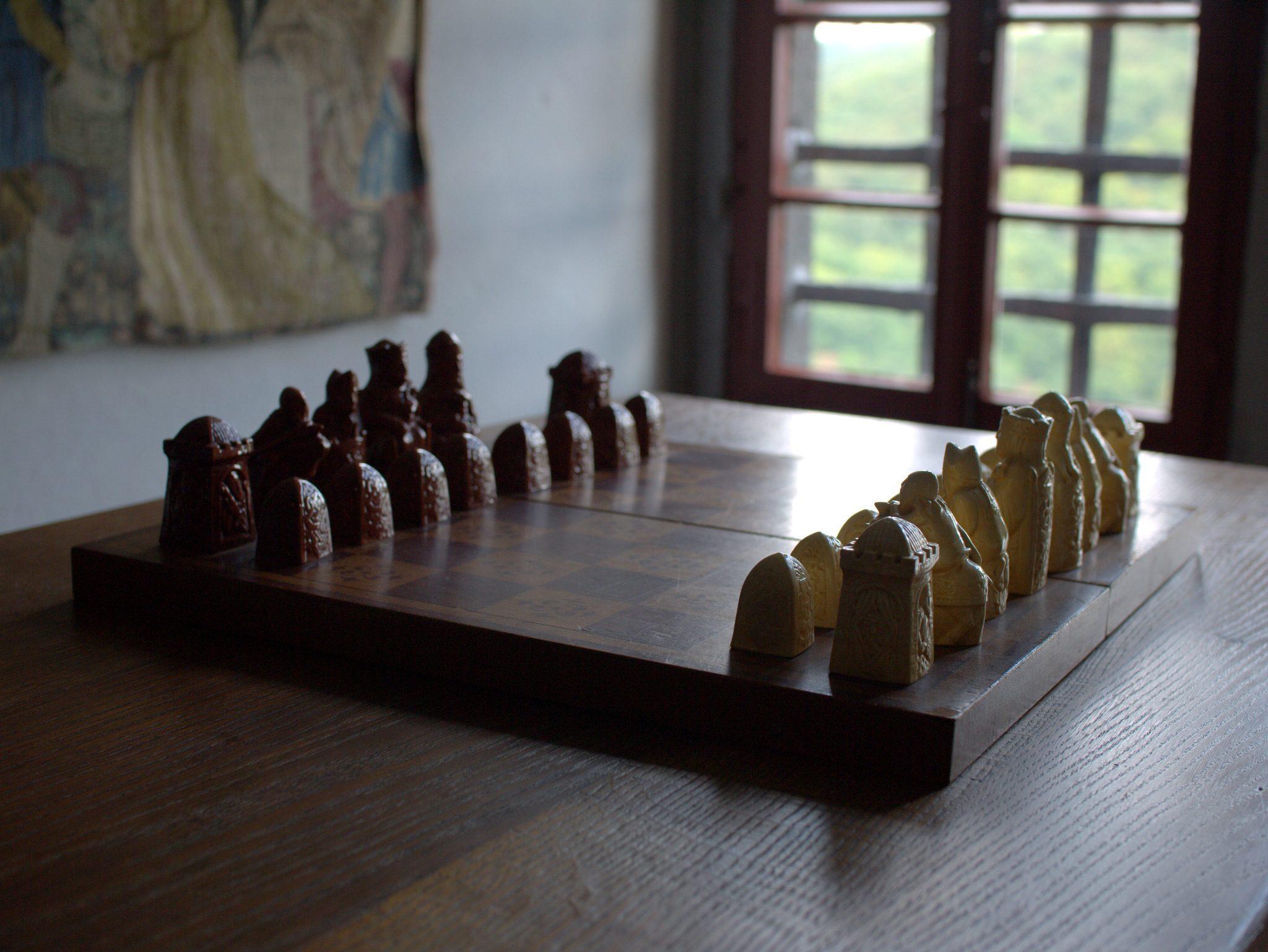 Btw: ein schönes Schachspiel!