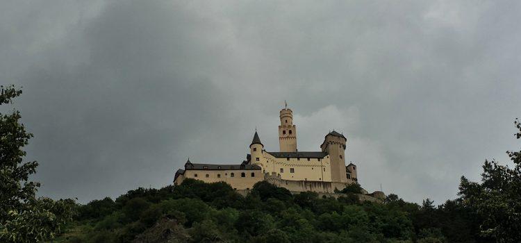 Unterwegs: Marksburg in Braubach am Rhein
