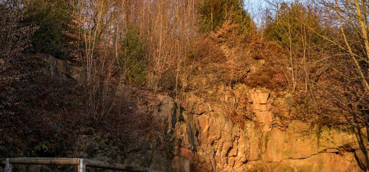 GeoRoute Ruhr – Steinbruch Deilbachtal