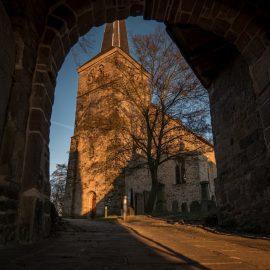 Dorfkirche Bochum-Stiepel – Grüße aus dem 12. Jahrhundert!