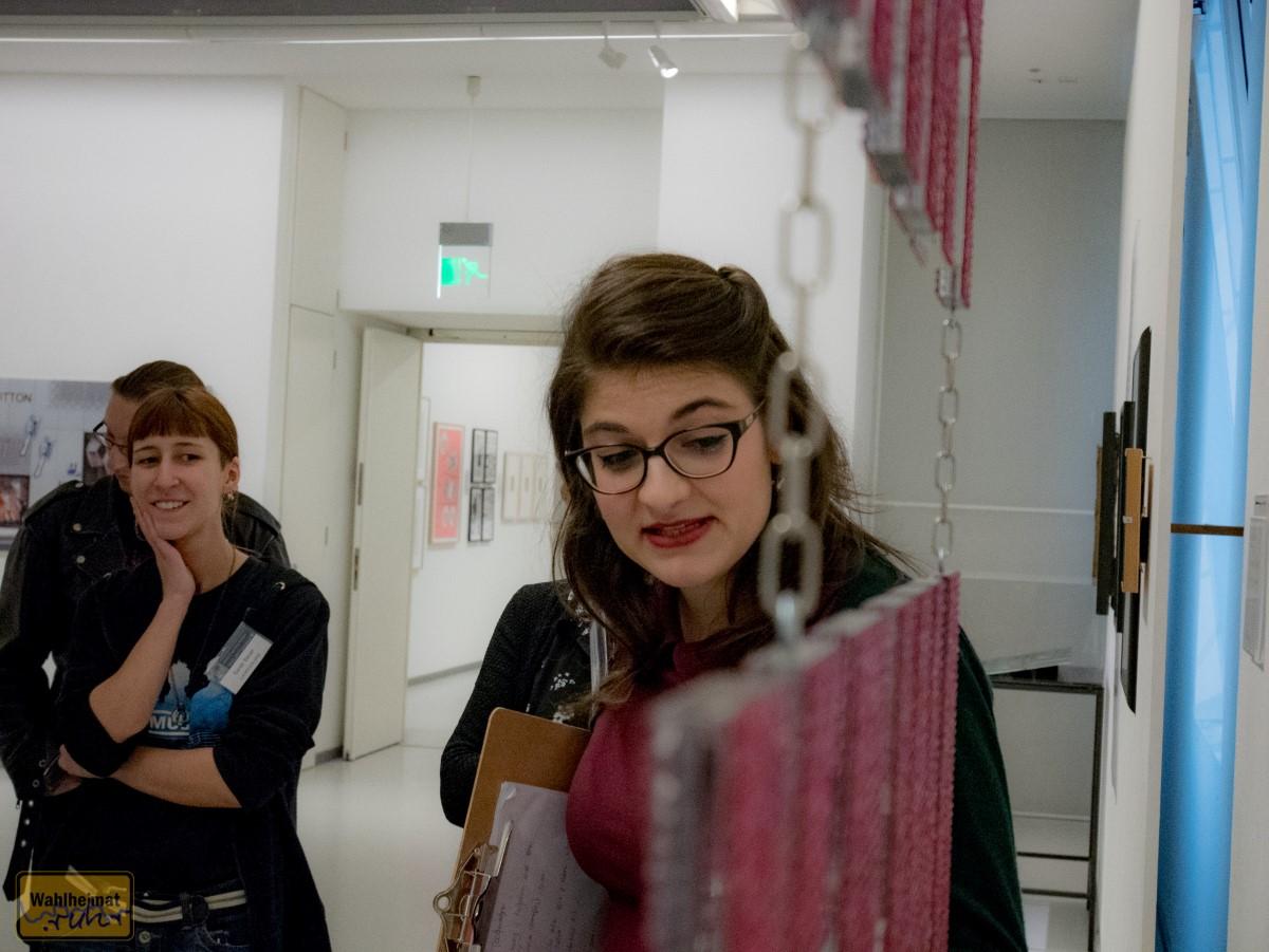 Sarah und Linda - unsere Gastgeberinnen.