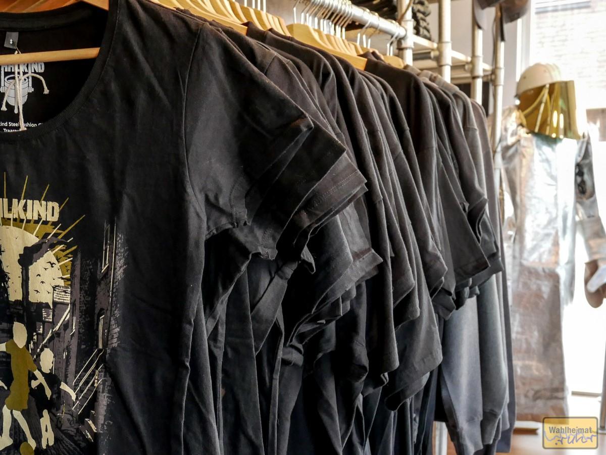 Shirts sind in gängigen Herren-/Unisex- und Damengrößen erhältlich...