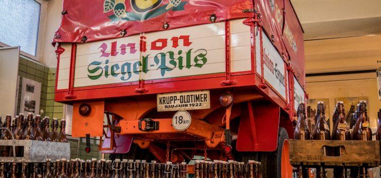 Brauereimuseum Dortmund – Erinnerungen an die Bierhauptstadt Europas