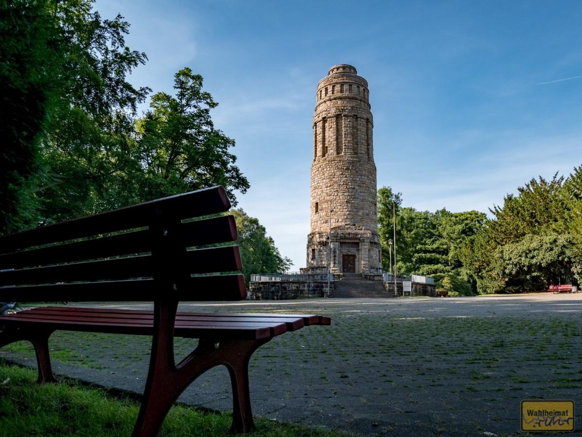 Natürlich der Bismarckturm...