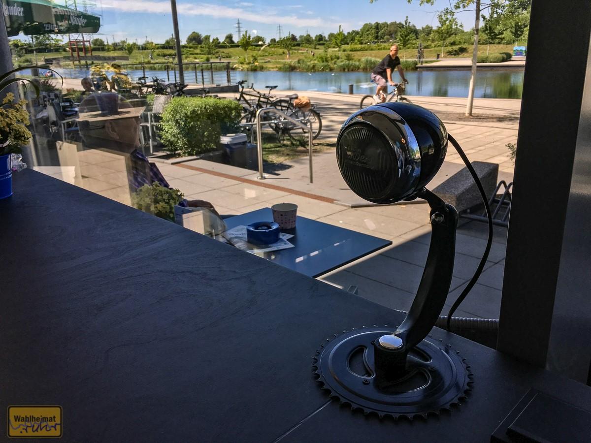 Die Radmosphäre: Treff für Leute mit und ohne Zweirad.