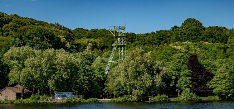 Grüne Hauptstadt Essen: wo sich Radschnellweg und See, Krupp-Vergangenheit und grüner Garten treffen