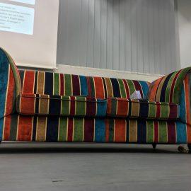Das Blogsofa – ein Bibliotheksevent mit Bloggern in Düsseldorf