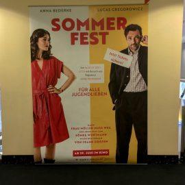 Sommerfest – ein Interview mit Sönke Wortmann und Frank Goosen