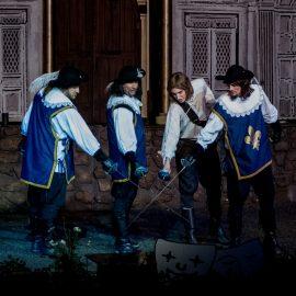 Eine für alle – alle für eine: Die drei Musketiere auf der Freilichtbühne Freudenberg