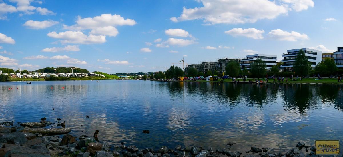 Noch ein Blick zurück auf Phoenixsee und Musikpicknick.