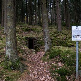 Unterwegs in NRW – der Bergbauwanderweg auf der Eisernhardt Siegen