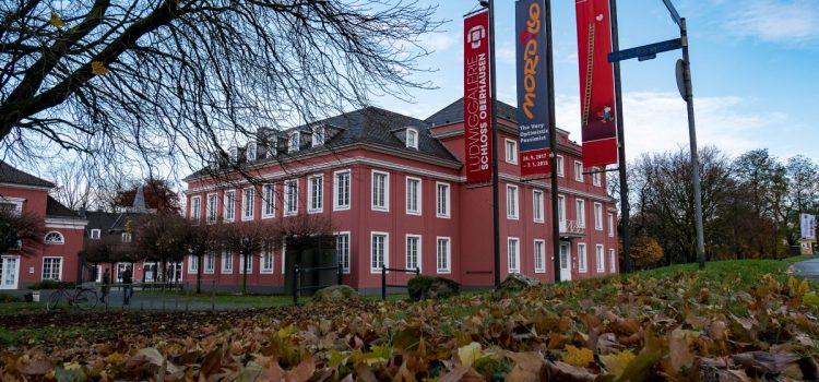 Mordillo – Knubbelnasen und Erdnusstiere zu Gast in der Ludwiggalerie Schloss Oberhausen