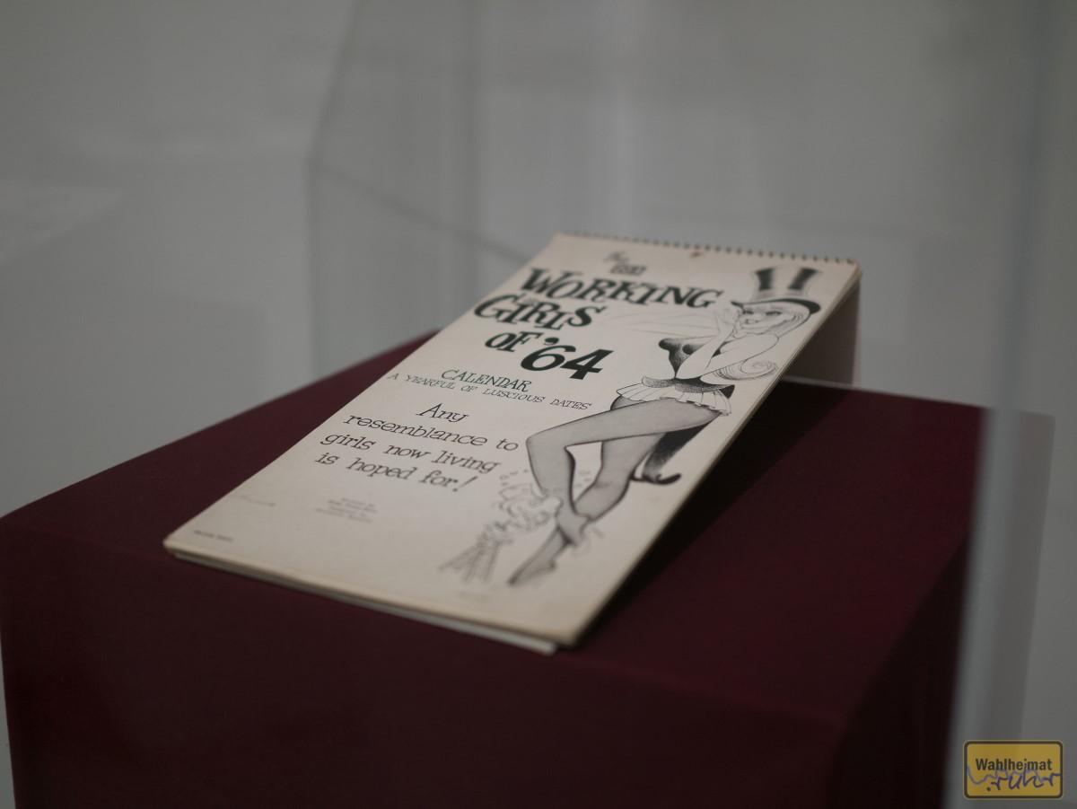 Ein Kalender - Mordillo schuf auch mal Postkarten oder eben auch diese Ausflüge in die Kalenderwelt.