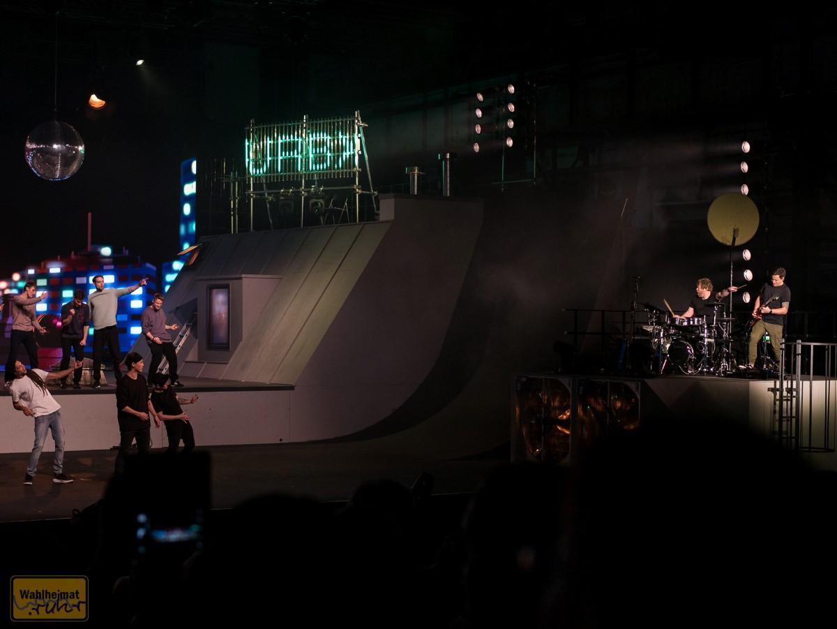 Für Groove sorgen Beatboxer und die Urbanatix-Band!