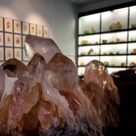 Mineralienmuseum in Essen-Kupferdreh – von Kohle, Knochen und Klangsteinen