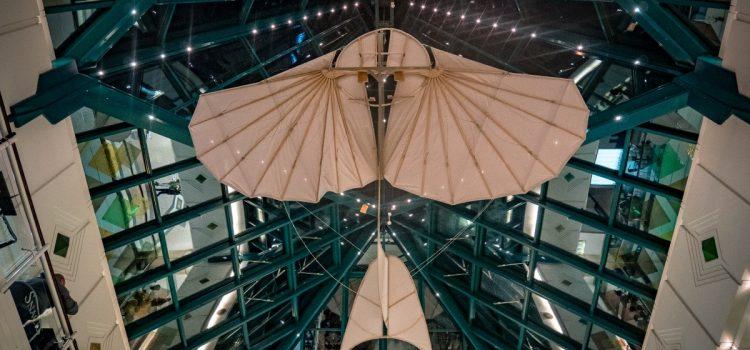 Der Traum vom Fliegen – Mitmachausstellung im Rhein-Ruhr-Zentrum Mülheim an der Ruhr