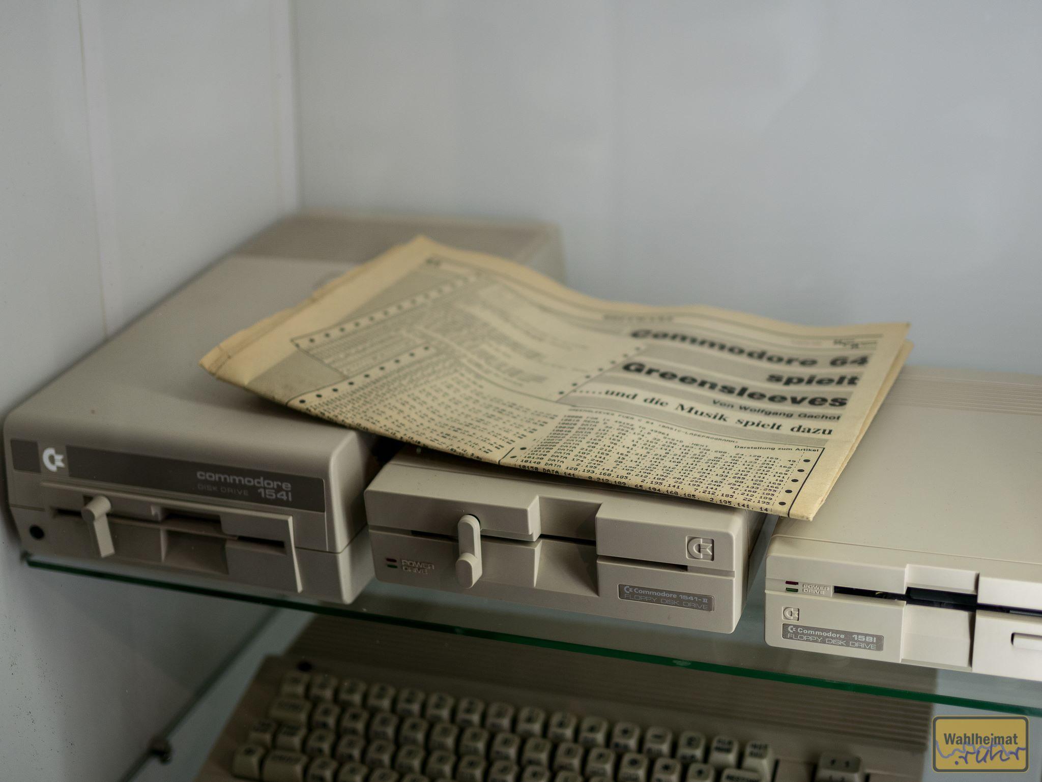 Hui: kennt Ihr noch Floppy-Disks?