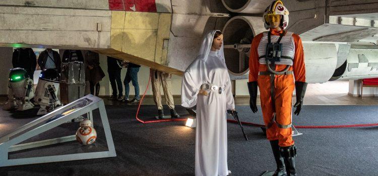 Skywalker Movie Gallery im Binarium – Museum für Computer und Videospielkonsolen Dortmund
