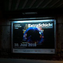 Die 18. Extraschicht – 300.000 Besucher machen Party im Ruhrgebiet