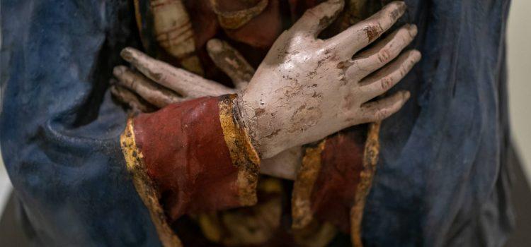 Die Geste!  Über Hand- und andere Zeichen in der Ludwiggalerie Schloss Oberhausen