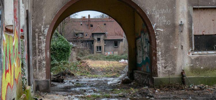"""Gladbeck: """"Lost Place"""" Siedlung Schlägel & Eisen"""