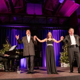 Bottrop, Lokschuppen: Weihnachtsgala 2018 – ein Rückblick