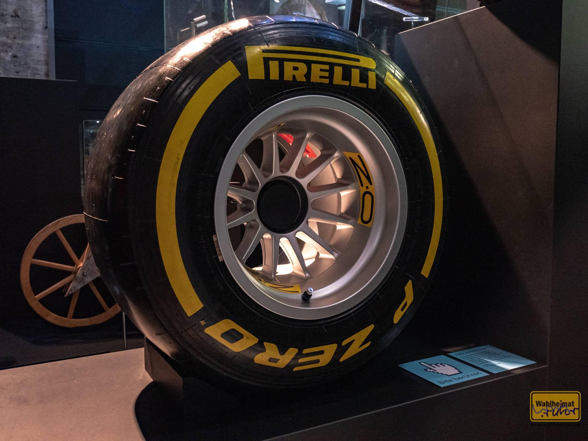Näher kommt man nicht an die Formel1 ran.