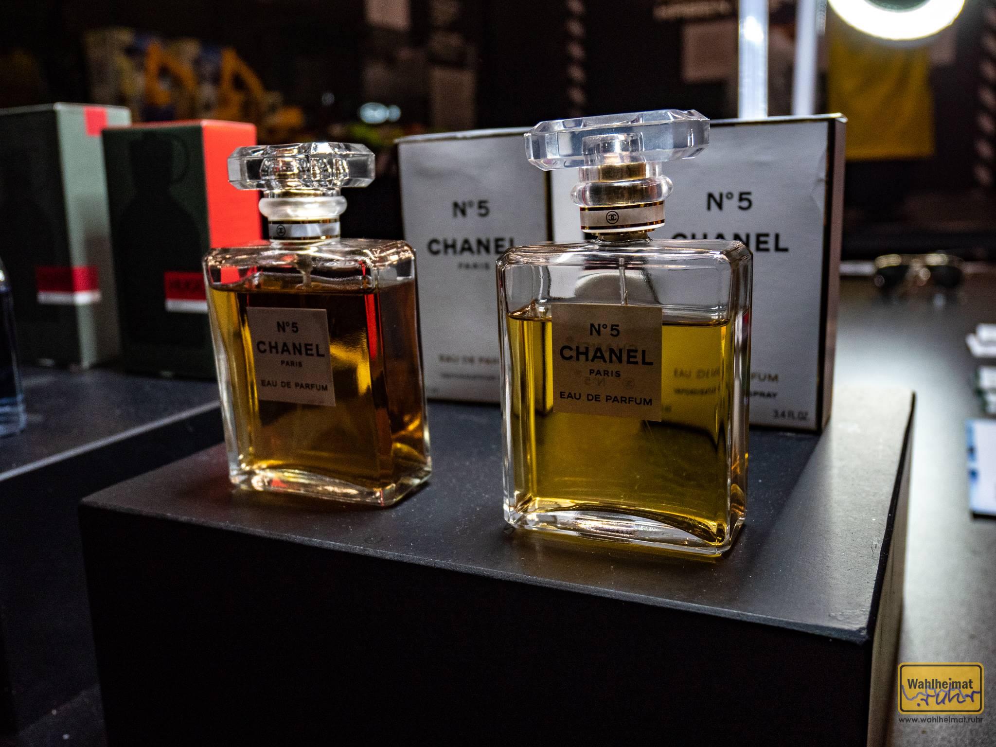 Dufte! Sieht eigentlich gut nachgemacht aus - aber riecht es auch wie das Original?