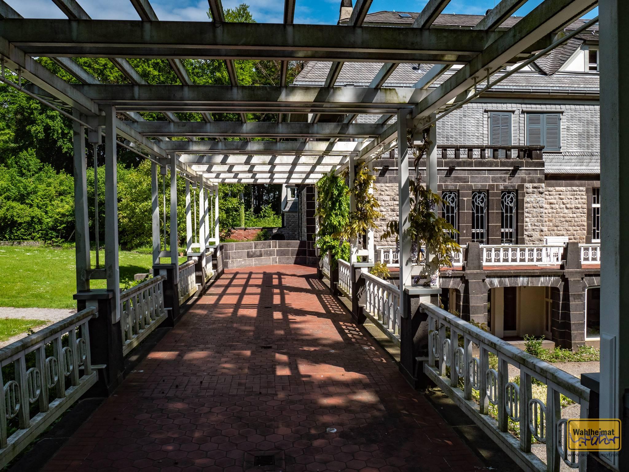 Osthaus' Jugendstil-Villa ist heute noch beeindruckend und mag für viele Künstler und Architekten zurecht für den Hagener Impuls verantwortlich sein.