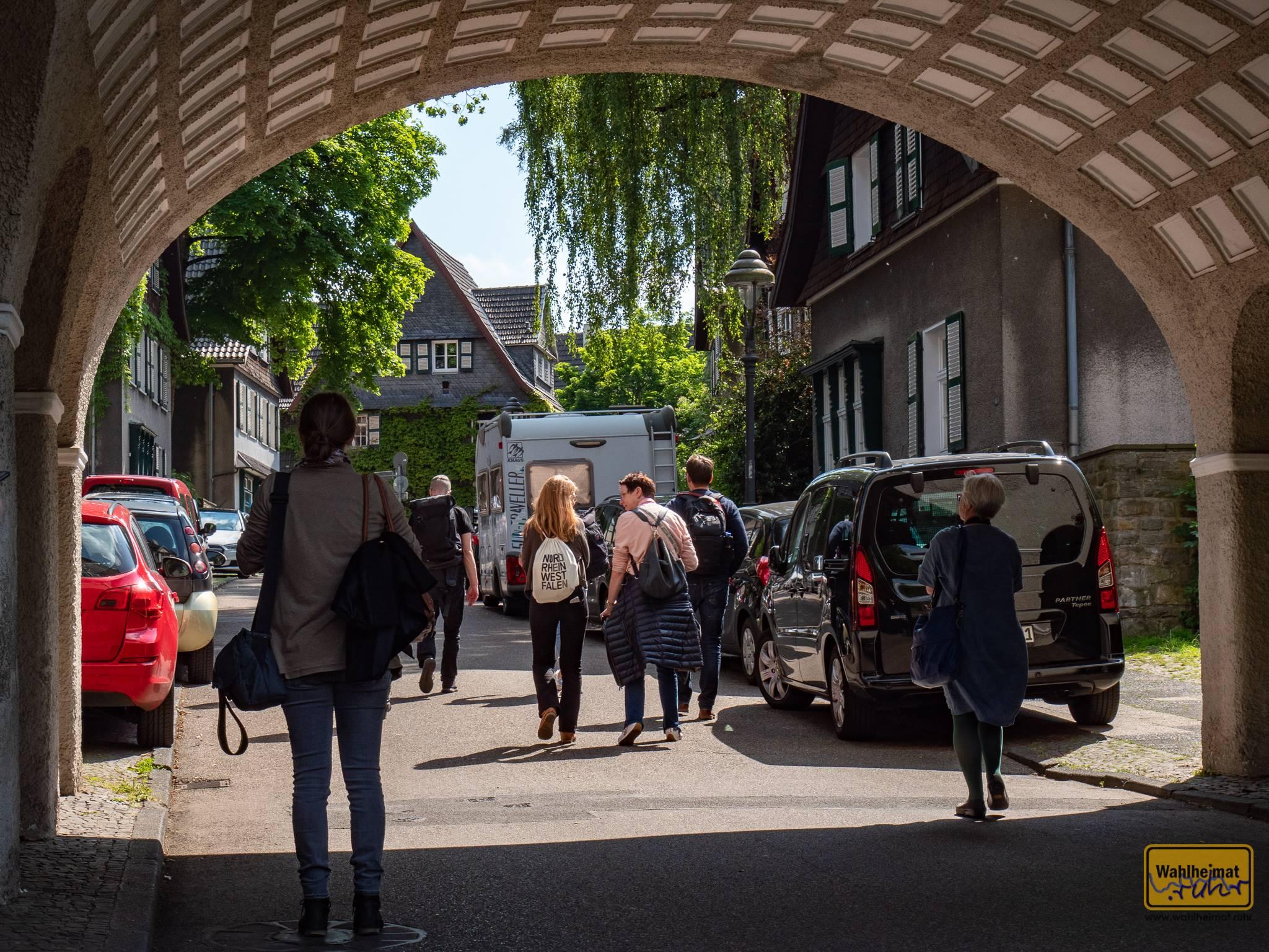 Wer hätte gedacht, dass auch in Nordrhein-Westfalen soviel Bauhaus entdeckt werden kann?