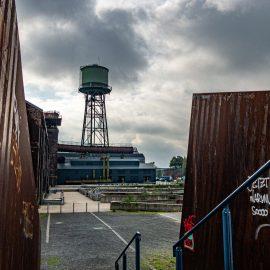 Bochum, Erzbahntrasse: Perspektivwechsel! Die Industriekultur-App im Praxistest.
