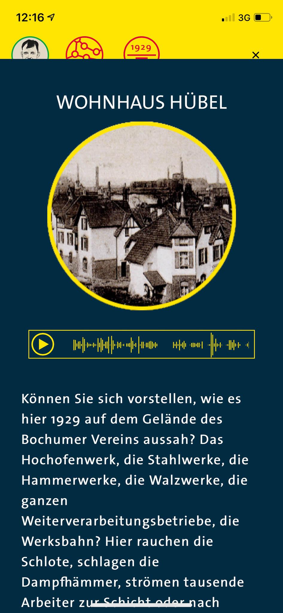 Aufgrund des historischen Fotos fällt die Identifizierung des aktuellen Standorts manchmal schwer.