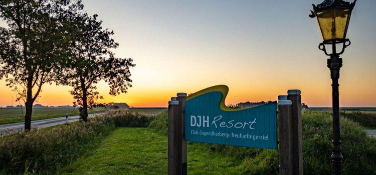 Unterwegs: ein Nordsee-Kurzurlaub im DJH Resort Neuharlingersiel