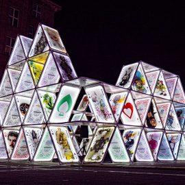 Essen, Innenstadt: Essen Light Festival 2019