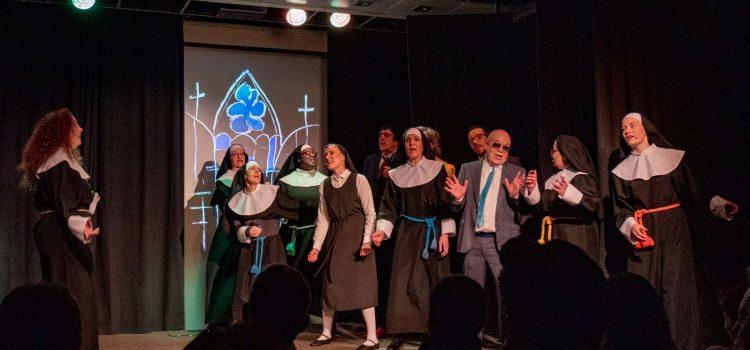 Mülheim an der Ruhr, Backsteintheater am Evangelischen Krankenhaus: eine himmlische Karriere