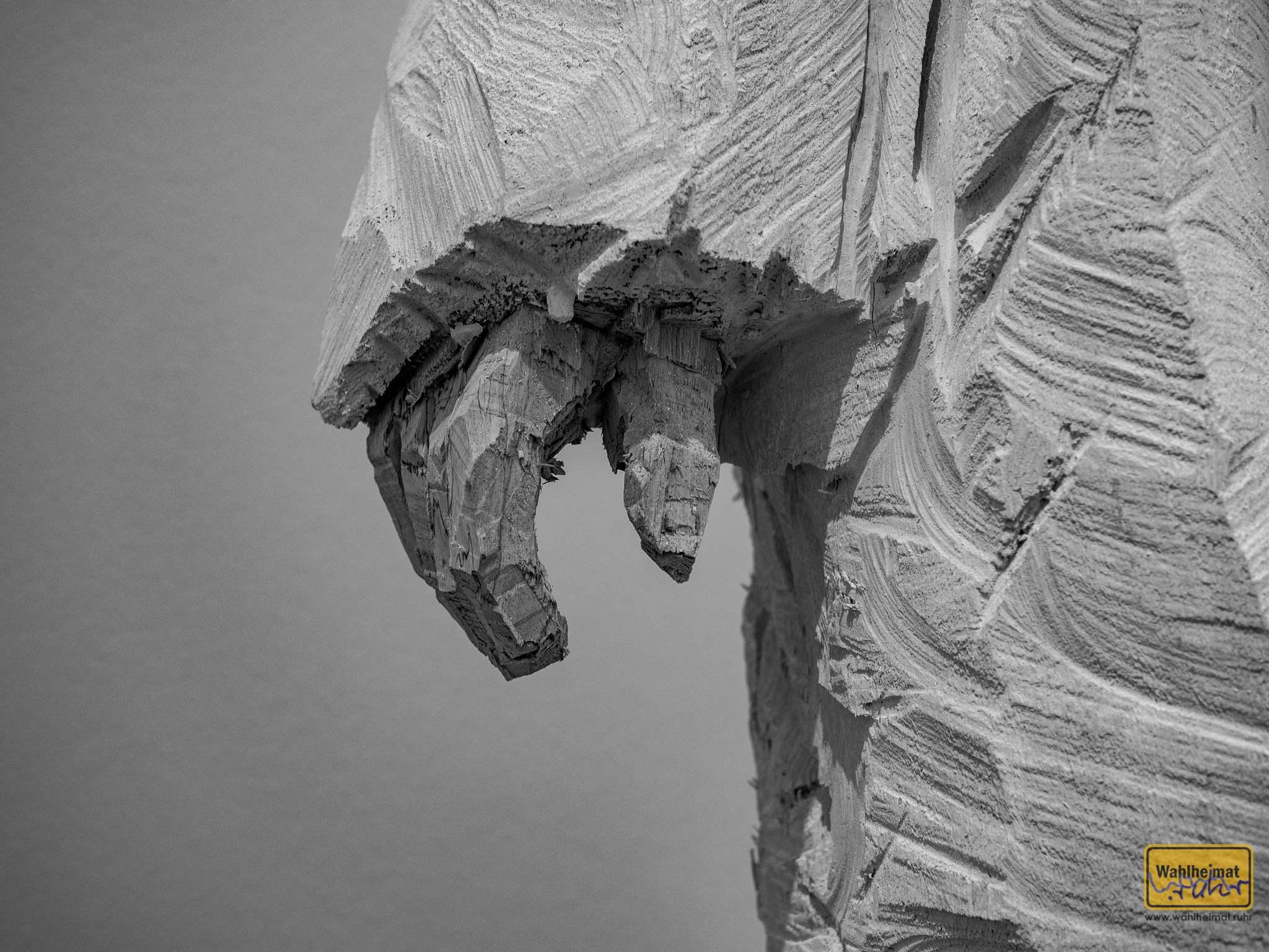Die Hand vom Geist. © VG Bild-Kunst, Bonn 2020