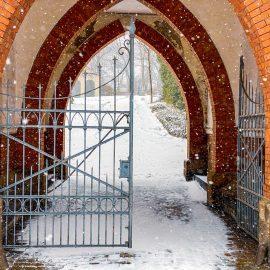 Mülheim an der Ruhr – dritter Schnee 2021