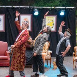 Mülheim an der Ruhr – Backsteintheater auf der Freilichtbühne – Ewig jung